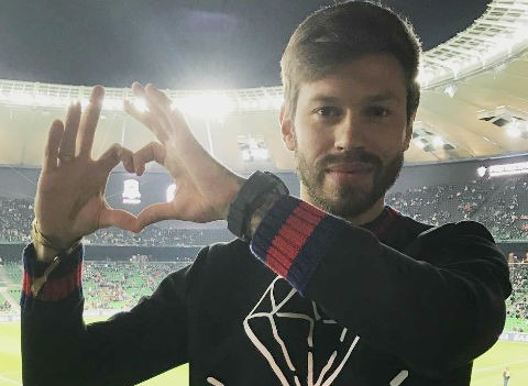 Перенесший операцию Федор Смолов устроил вечеринку для клуба «Локомотив»