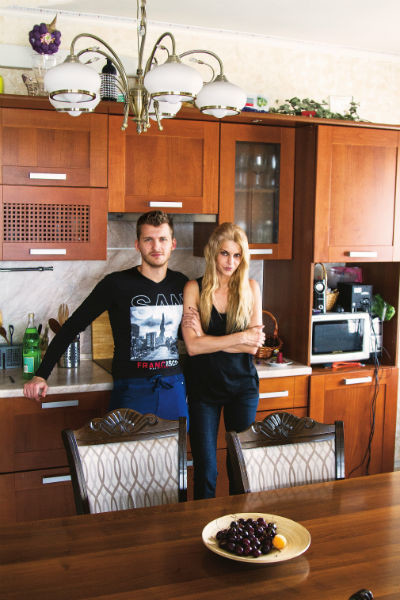 Ясновидящие Татьяна Ларина и Юлий Миткевич-Далецкий мечтают о собственном загородном особняке