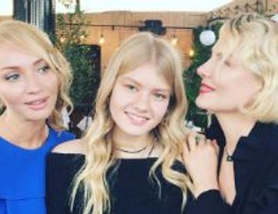 Дочь Ренаты Литвиновой повеселилась в компании Земфиры