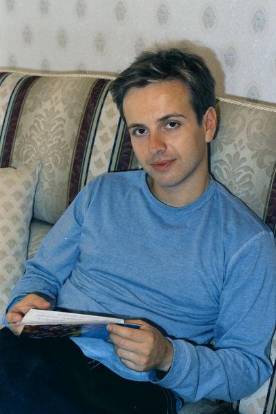 Андрей еще в детстве начал писать стихи