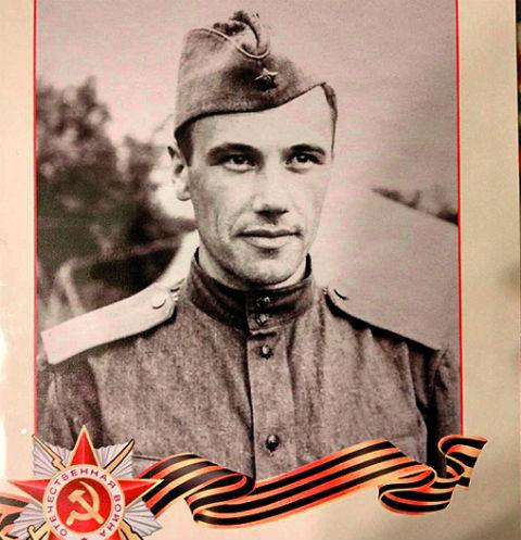 Дед Георгия Дронова