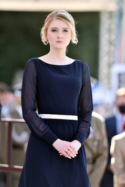 Дочь президента Польши Кинга