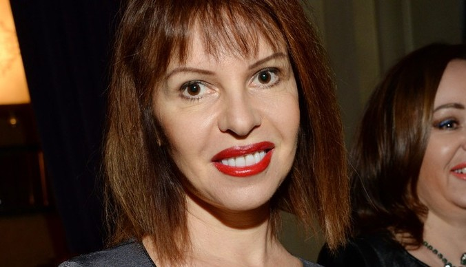 Наталья Штурм показала, как выглядела в молодости