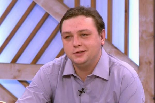 Алексей был рад, когда узнал, что его сын здоров и невредим