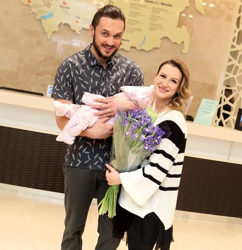 Татьяна Волосожар написала письмо новорожденной дочке