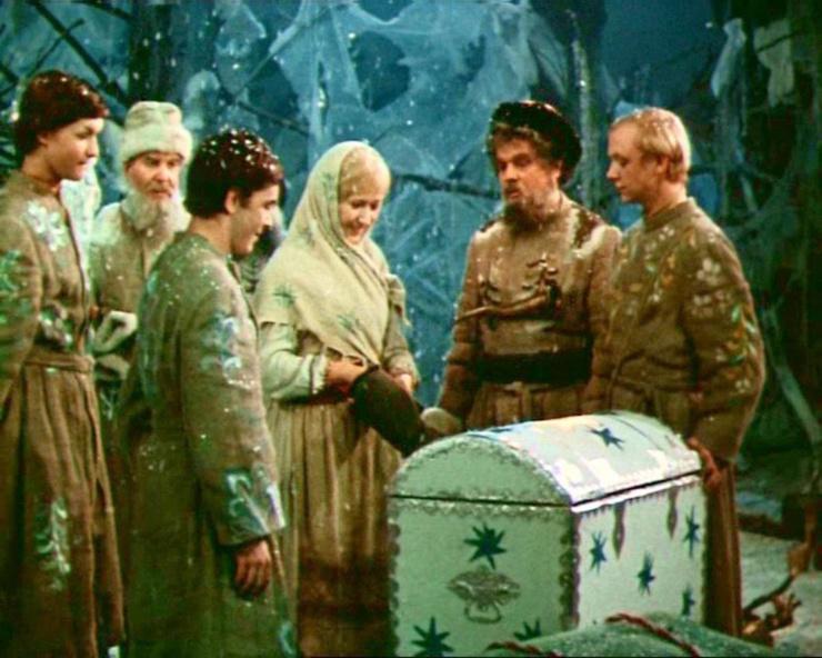 Сказка вышла в январе 1973-го