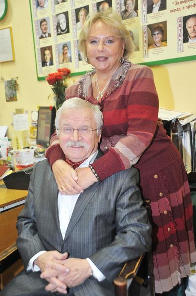 Вместе с мужем в 1994 году Екатерина Воронина создала «Есенинский культурный центр» на Арбате