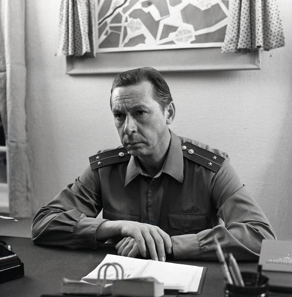 Олег Ефремов был известен своей любовью