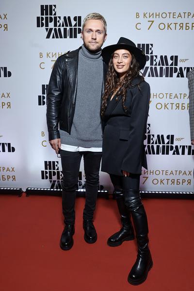 Влад Соколовский и Ангелина Суркова