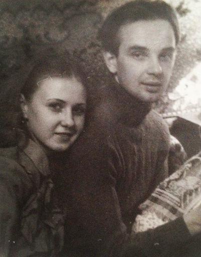 Родители Лены Катиной