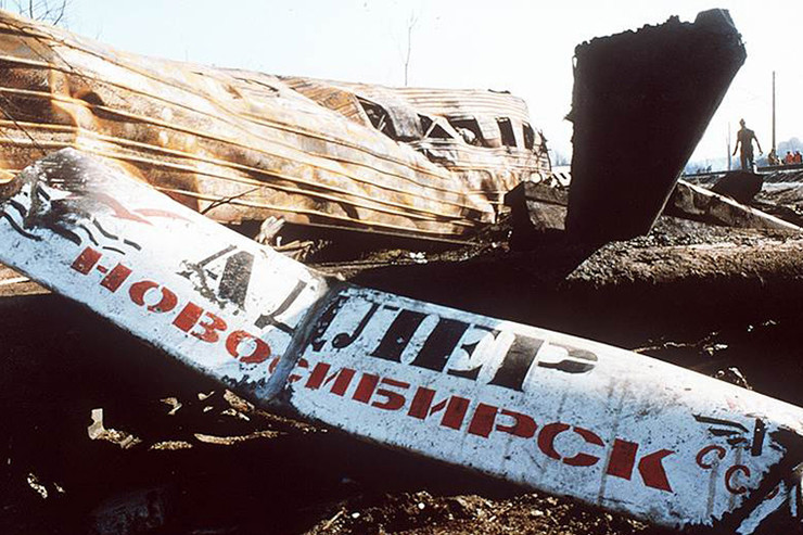В эпицентр взрыва попали последние вагоны двух поездов