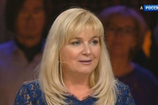 Татьяна Степкина-Темышева выбрала роль мамы