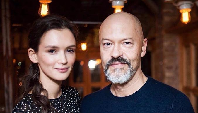Федор Бондарчук и Паулина Андреева дали первое совместное интервью