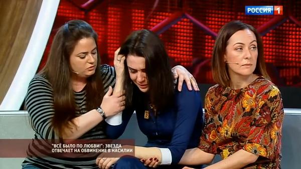 Марианна Суворова не смогла сдержать эмоций в эфире программы