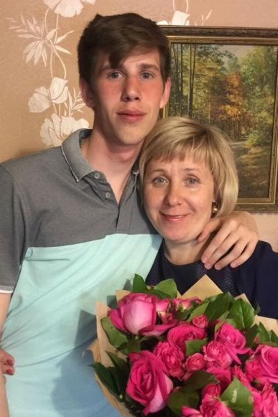 Денис и Наталья Суденнок