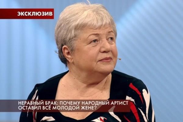 Ирина Лаврова прожила с актером 17 лет