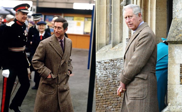 Принц носил это пальто еще в 80-х
