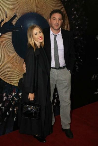 Ксения Собчак и Максим Виторган были красивой парой