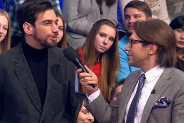 Николай Сличенко пригласил Андрея Малахова в свой магазин