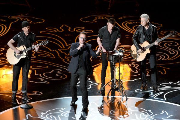 Группа U2