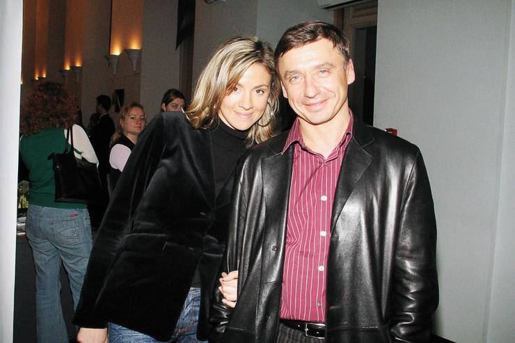 Союз актера с Анастасией Чухрай распался спустя 12 лет
