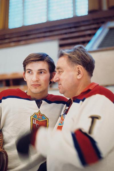 Легендарный тренер сделал из Владислава Третьяка звезду хоккея