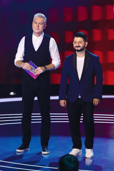 Скоро шоумены будут вместе вести юмористическое шоу «Русские не смеются» на канале СТС