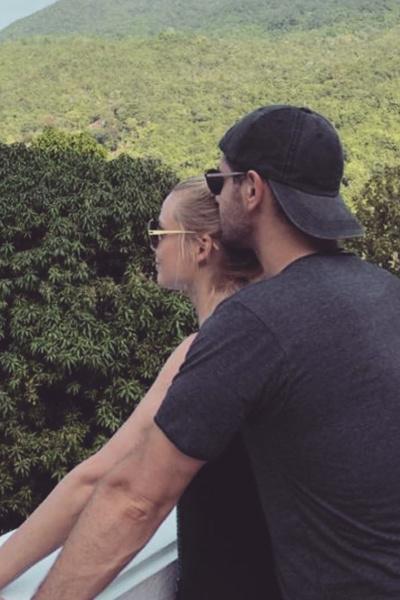У Татьяны и Марка общая страсть к путешествиям