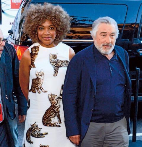 Роберт и Грейс поженились в 1997 году