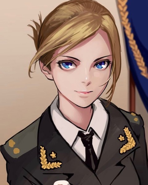 Наталья Поклонская снялась в фотосессии а-ля Голливуд