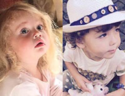 Гарри и Лизе исполнилось три! Чем удивили дети Пугачевой и Галкина в этом году