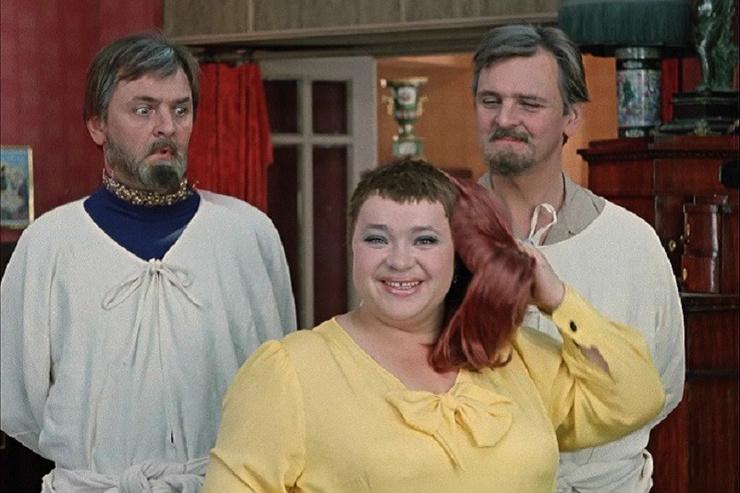 Наталья Крачковская снялась в нескольких комедиях Гайдая
