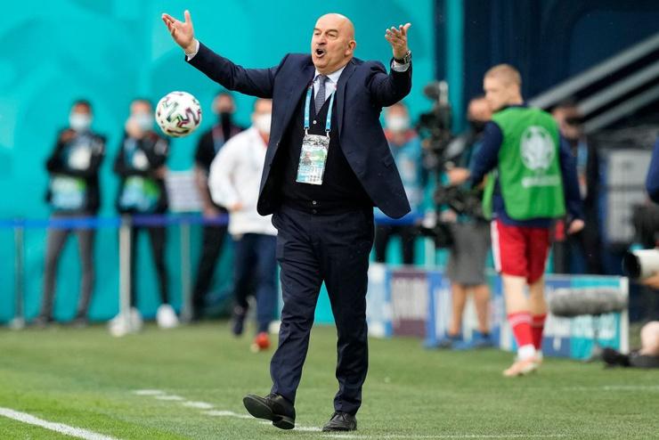 Зарплата Черчесова в сборной составляла 2,5 миллиона евро
