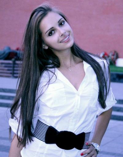 Каролина Севастьянова