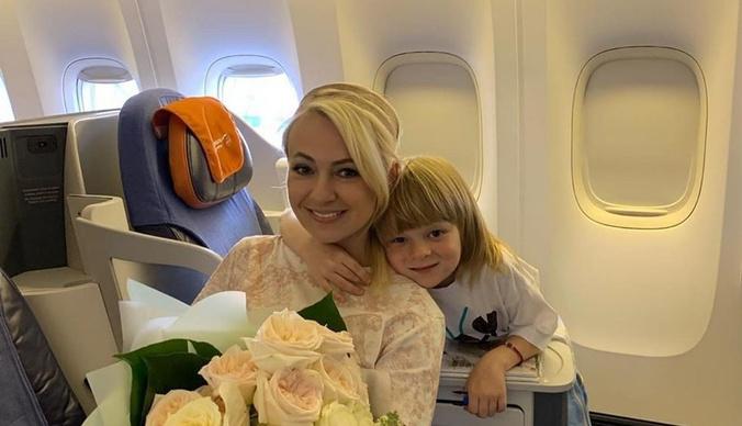 В МВД возбудили дело об угрозах сыну Рудковской и Плющенко