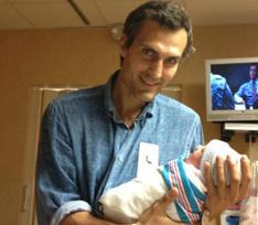 Кристина Орбакайте показала новорожденную дочь