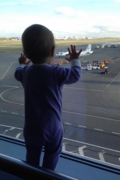 В путешествии Дарине Громовой исполнилось 10 месяцев