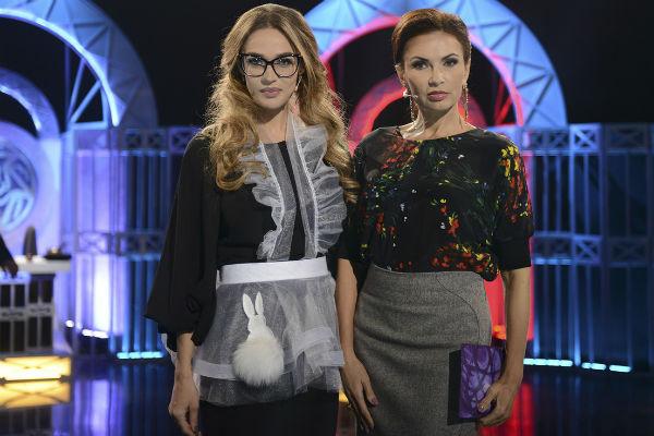 Алена Водонаева и Эвелина Бледанс