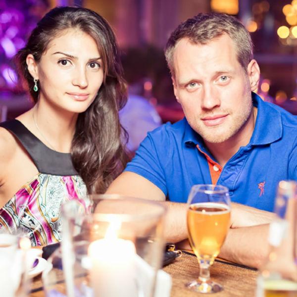 До Летучей Юрий встречался с искусствоведом Асмик