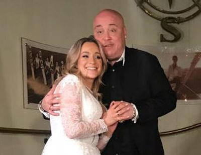 Доминик Джокер и Екатерина Кокорина поженились