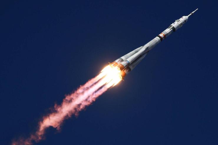 Корабль «Союз МС-19» отправился в космос в 11:55 по московскому времени
