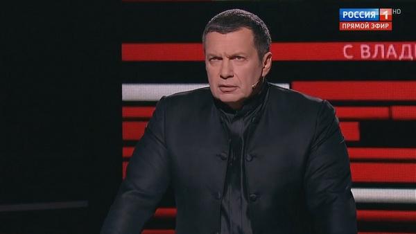 Владимир Соловьев открыто сомневался в ряде высказываний Ксении Собчак