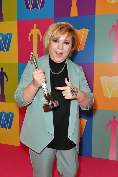 Алена Жигалова забрала премию «Прорыв года»