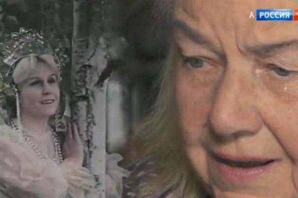 Анастасия Ивановна не может смотреть без слез на кадры старых выступлений