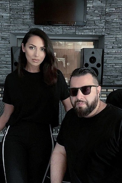 Алсу записывает новые треки с Дмитрием Климашенко