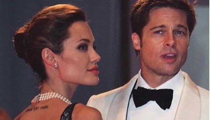 Анджелина Джоли и Брэд Питт окончательно разъехались