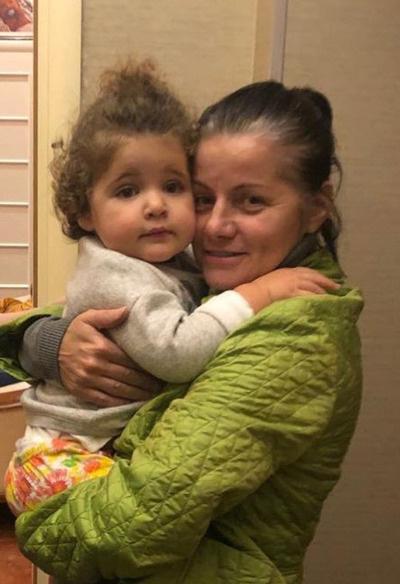 Недавно Виторган-старший публично поздравил няню его дочерей с днем рождения