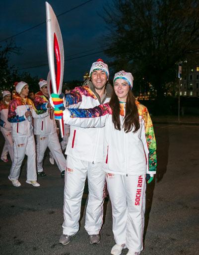 Андрей Малахов и Марина Александрова