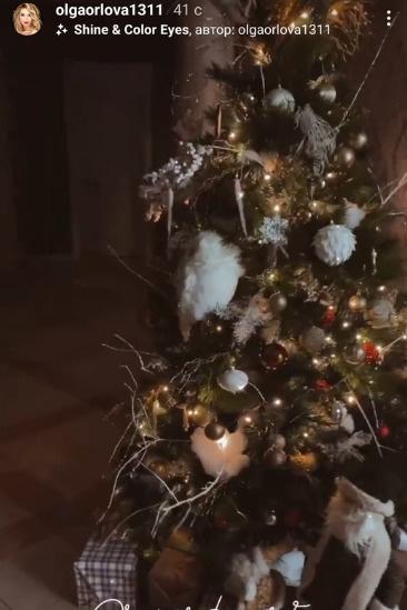 Праздник на носу! Новогодние елки Самойловой, Тарасовой, Волочковой и других звезд