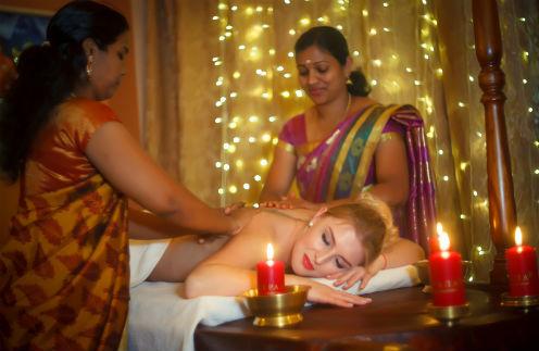 Центр «Керала» представил новинку в области релакса